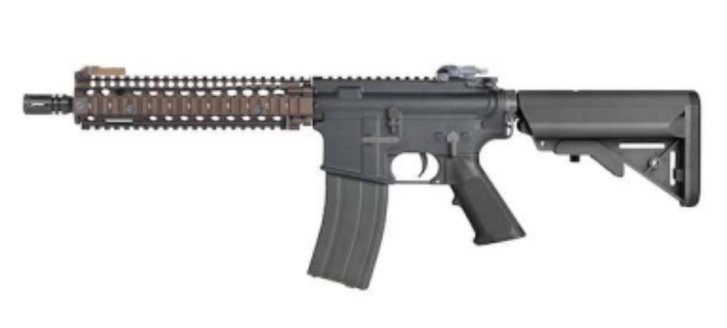 【新製品予約】CyberGun(VFC) Colt MK18 MOD1 GBBR V2 (JPver.)