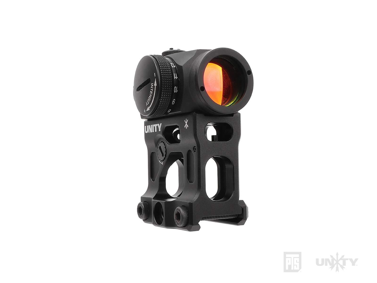 【新製品予約】PTS UnityTactical Tactical Fast Micro Mount ドットサイトマウント