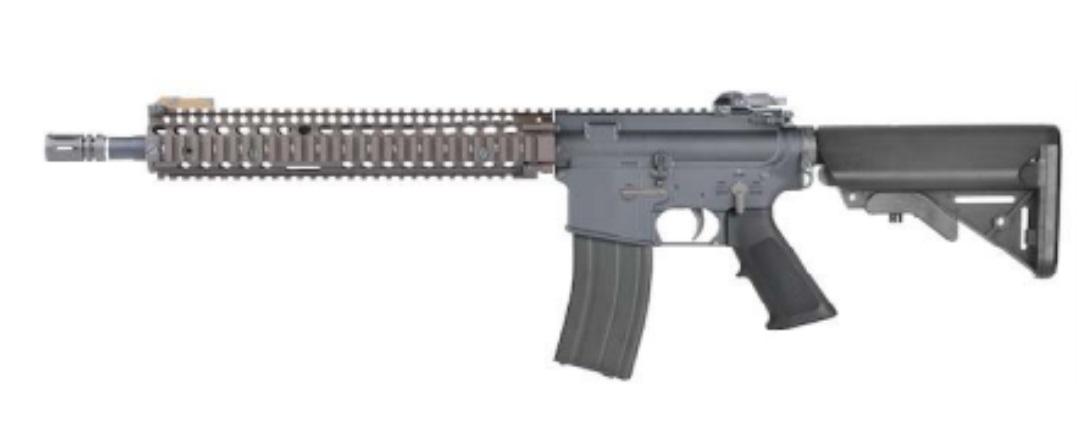 【新製品予約】CyberGun(VFC) Colt M4 RIS II GBBR V2 (JPver.)