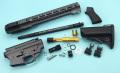【新製品予約】Guns Modify SAI GRY SBR GBB コンバージョンキット Cerakote GRAY (東京マルイM4 MWS対応/SAI Licensed)