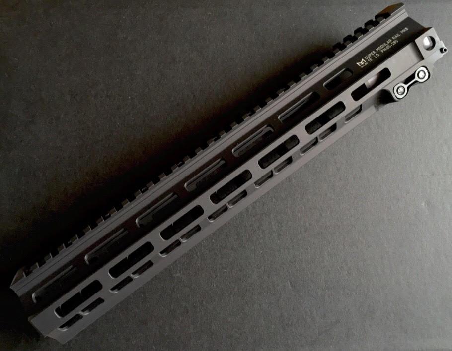 Geissele Automatics SMR MK8 M-LOK '13