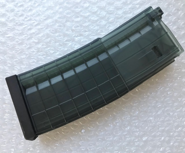 Alpha/Umarex H&K ライセンス Systema PTW用 120連 マガジン