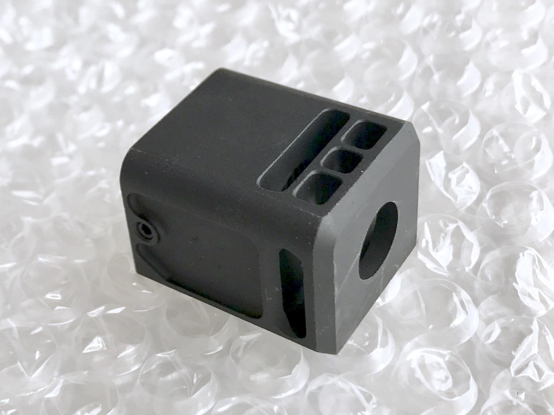 Airsoft surgeon TBRCi V3タイプ グロックコンペセイター (14mm逆)