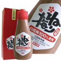 【紀州産南高梅】チョットひとねり梅びしお 塩分約12%・120gチューブ入り