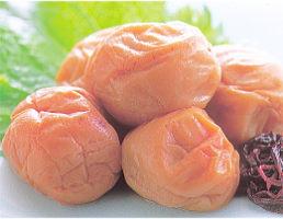 【紀州産南高梅】甘くなく、梅とお塩の素朴な梅干  田舎の梅 100g タッパー入り(塩分約15-16%)