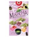 Petit crepe nama yatsuhashi 抹茶プチクレープ生八ッ橋 9個 (豆乳クリーム&カスタード、豆乳クリーム&いちごゼリー、豆乳クリーム&つぶあん)