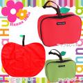 【送料無料】Hanna Hula(ハンナフラ) 私のお気に入りセット りんごおむつポーチ&りんごおむつ替えシート