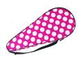 Hanna Hula(ハンナフラ) テニスラケットケース(ハードケース) | フューシャドット