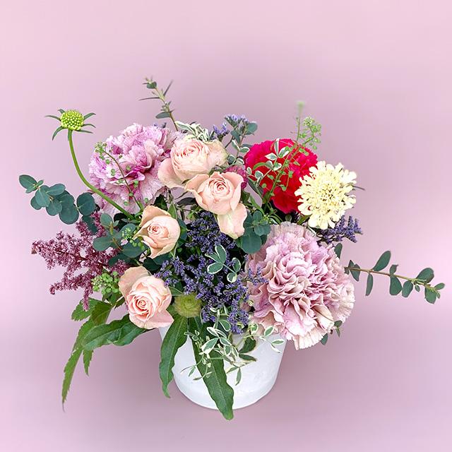 母の日ギフトA/ Flower Arrangement L