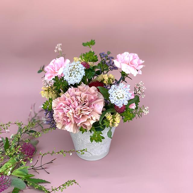 母の日ギフトB/ Flower Arrangement S