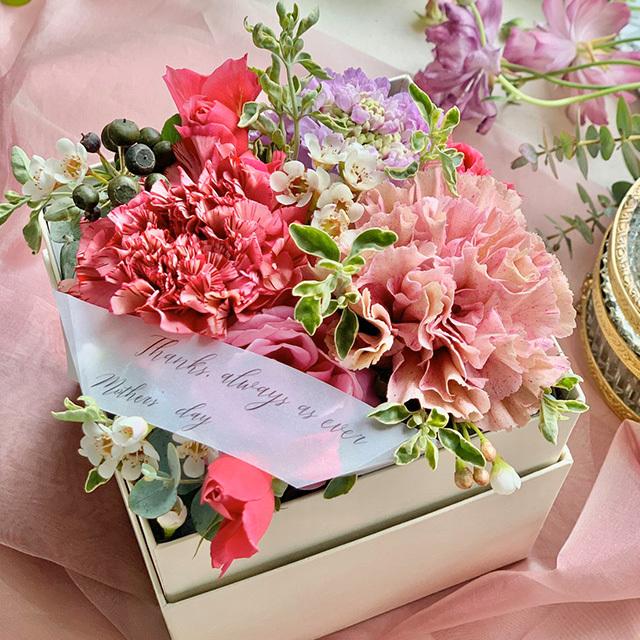 母の日ギフトA/Flower Box L
