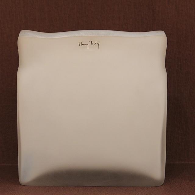 Henry Dean(ヘンリーディーン) V.Square/white mat