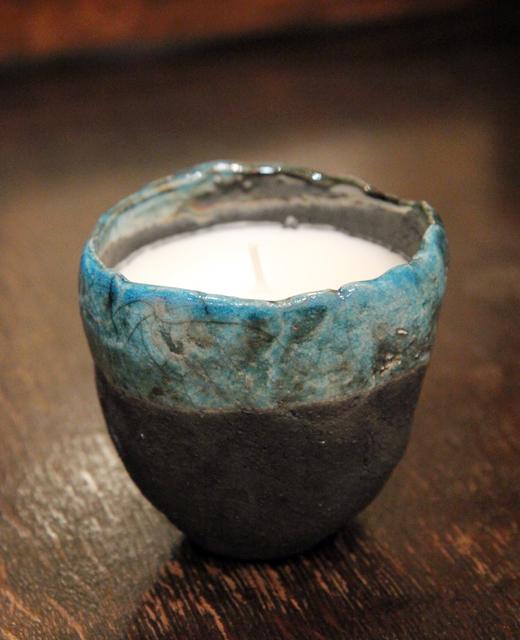 DOMANI(ドマーニ) FES TFT8+C turquoise(ターコイズ) キャンドル入り