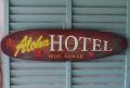 Hama Kena オリジナルウッドサイン ♯0003 Aloha Hotel HILO