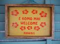 Hama Kena オリジナルピクチャーボード E KOMO MAI ハイビスカス イエロー