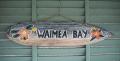ウッドサイン WAIMEA BAY ハイビスカス
