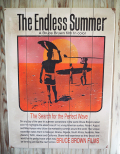 木製看板  The Endless Summer