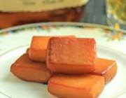 味噌漬け燻製豆腐
