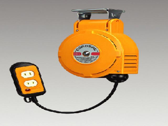 ハタヤリミテッド HATAYA 単相100V 標準型 コードマックS CSS-061WK