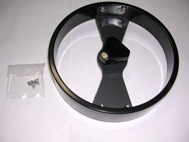 まとめ買いスポットクーラー用ダクトホース用風量調整シャッター  150mm(150φ用) 3個ロット