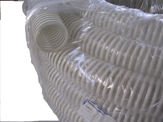 サクションホースFW38x20m (内径38mm)1.5インチサクションホース プラステク