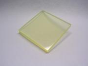 タイガースポリマー ウレタンゴム板 硬度90 UR 50mm×500mm×500mm 角板 タイプレンTR200−90 平角板