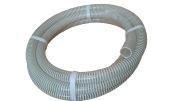 サクションホース FW25mmx5m  プラステク 塩ビ(PVC)サクションホース