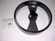 スポットクーラー用延長ダクトホース口 風量調整シャッター ダクト径125mm(125φ用) 3個ロット