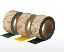 滑り止めテープ セーフティ・ウォークA 黄色と黒 50mm幅x5m 3M