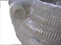 サクションホースFW50x50m(内径50mm) 2インチ プラステク 塩ビ(PVC)