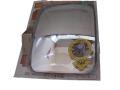 カーブミラー ガレージミラー小型角型 230×310mm 【屋外可】 壁角35S (276121)