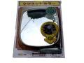 カーブミラーマグネットタイプ ≪丸タイプ 径150mm(壁丸15) ・ 角タイプ(壁角15) 150×180mm≫ 屋外可