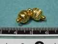 マグネット 14×8mm ゴールドカラー