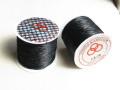 のびるテグス(ブレスレット用) 0.8ミリ (50M巻) 黒色