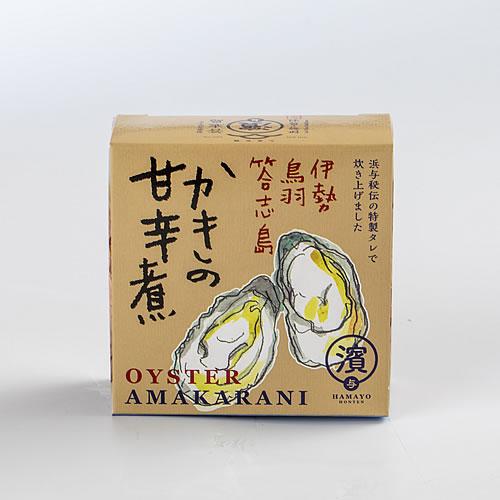 AKN (ご自宅用) かきの甘辛煮90g