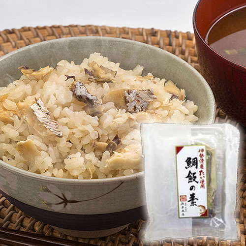 MOT-3 (ご自宅用) 鯛飯の素