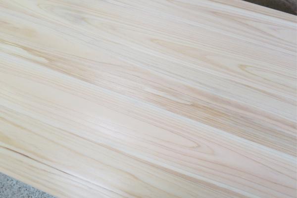 【訳あり】桧ヒノキ フローリング(床材) 無節・小節 (15×105×1900mm) 10枚入り 1束●本実突付け加工 エンドマッチ