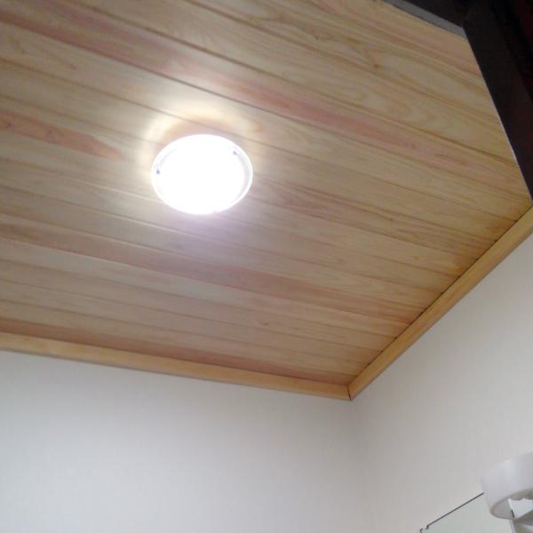 ヒノキ天井板
