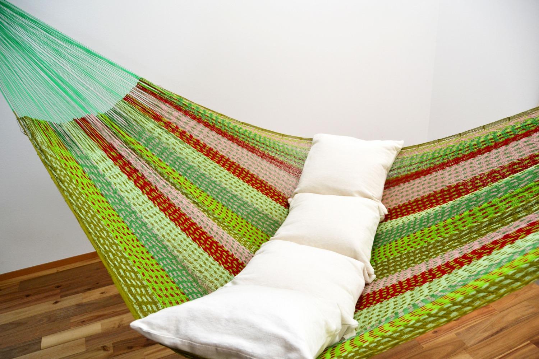 メキシカンハンモックXLサイズ マルチカラー170511