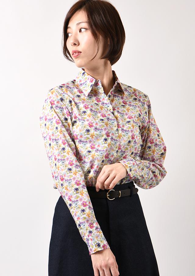 【2020】リバティレギュラーシャツ【HB050001】【26】