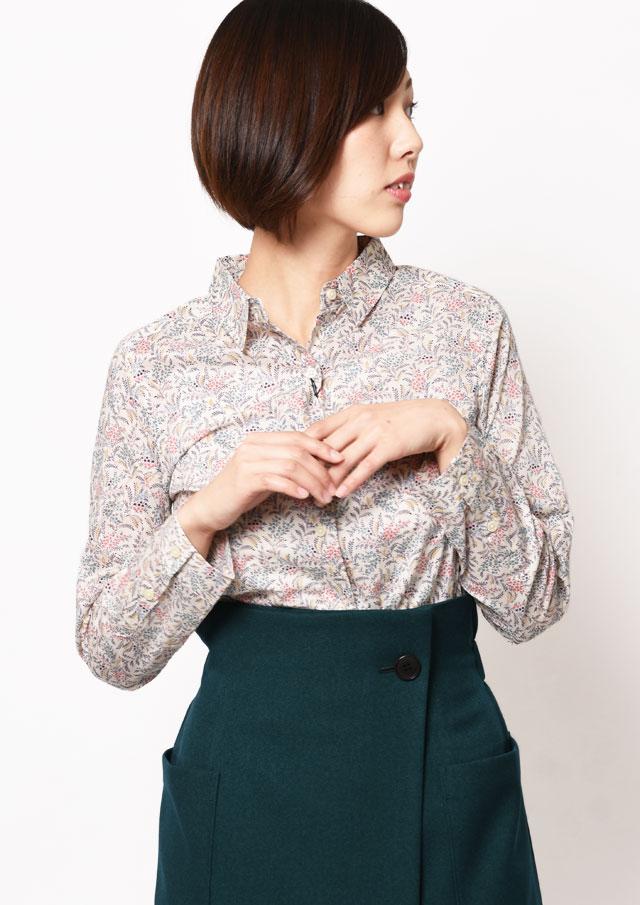 【2019】リバティレギュラーシャツ【HB059000】