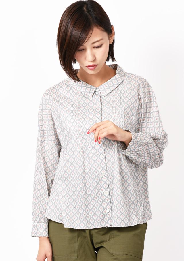 ONLINE_SHOP限定【2019】リバティタックシャツブラウス【1932029】【27】
