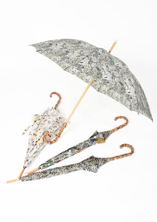 ◆リバティプリント長傘【46089】【27】