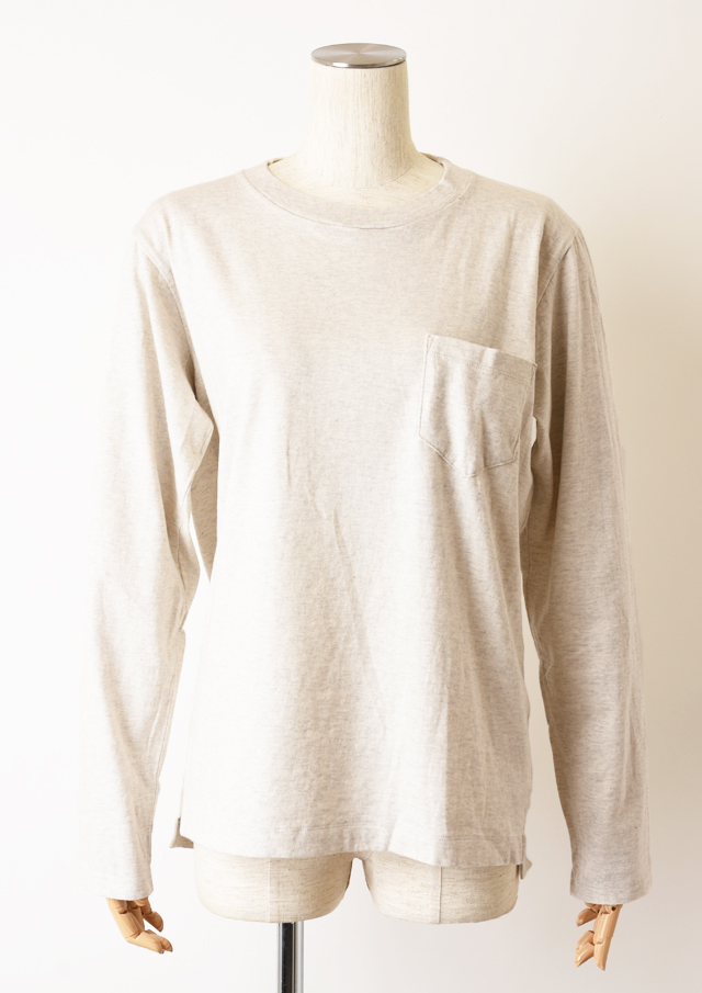 SALE!!【20_Resale】長袖ポケットTシャツ【6611002】【27】