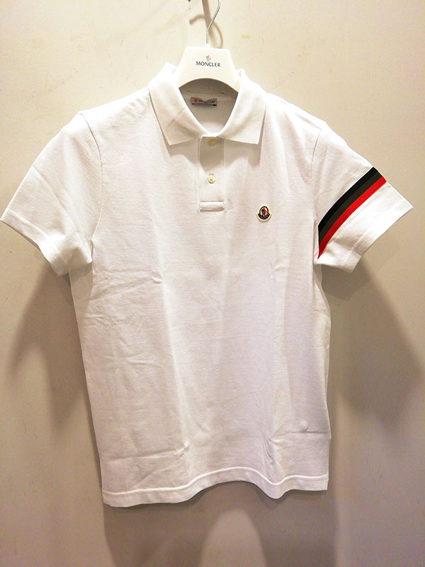 【2020】MONCLER|モンクレール_ポロシャツ【8A709】【77】
