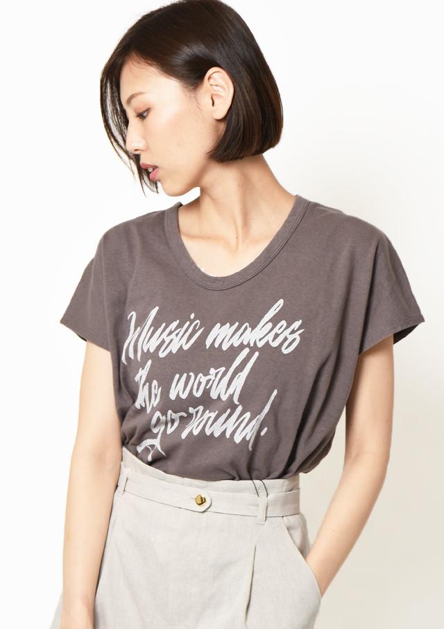 【2019】ロゴTシャツ【H6921011】【27】