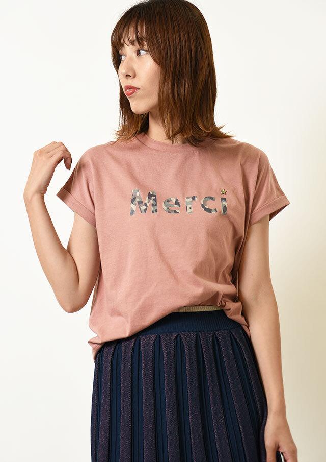 ◇◆MERCIロゴTシャツ【H7121010】【27】