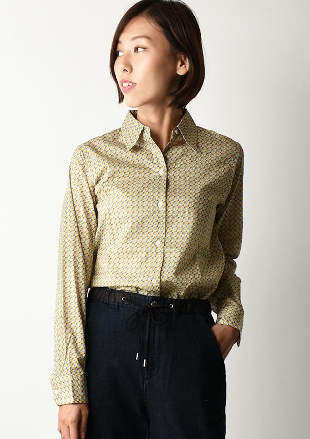 ◆リバティレギュラーシャツ【HB050502A】【26】