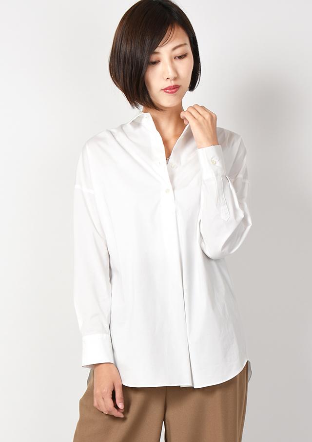 【2019】ストレッチコットンプルオーバーシャツ【HF5502】【26】
