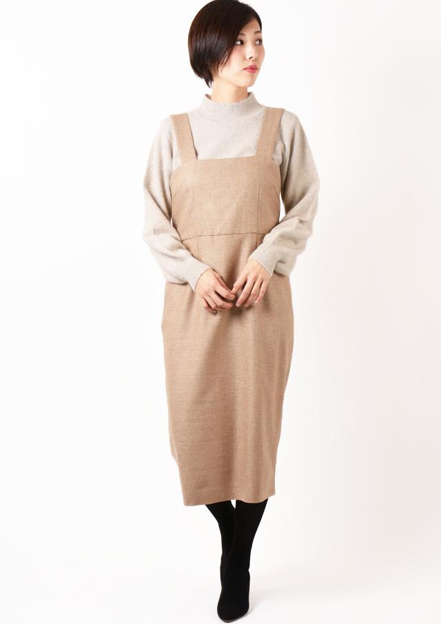 ◇◆ラメツイードタイトジャンパースカート【HU2834】【26】